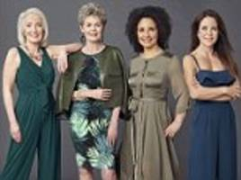 women who went to war on the menopause