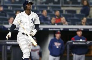 yankees mash four homers to beat twins 8-3