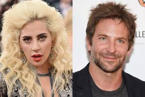 'a star is born': bradley cooper and lady gaga nail high notes with trailer debut