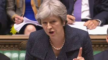 brexit bill deal a significant achievement, says theresa may