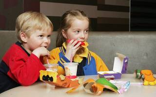 debate: should we ban fast-food outlets near schools?