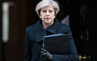 may agrees to lay out trade deal wishlist to set the tone with brussels