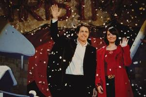 how you can see love actually performed with a full orchestra this christmas