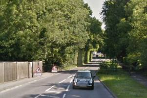 shipbourne road in tonbridge will be closed for up to five days due to emergency electricity repairs