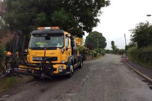 emergency cash to be spent tackling county's potholes