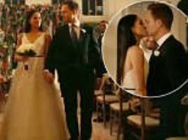 Meghan Markle's character weds in final appearance on Suits ahead of marriage to Prince Harry