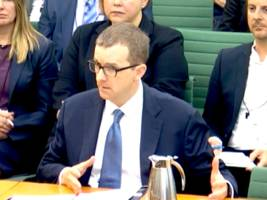 a british lawmaker used a famous quote about goldman sachs being a 'vampire squid' to describe facebook during a brutal interrogation of the firm's cto (fb)
