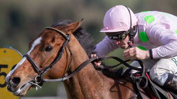 punchestown festival: faugheen storms to champion hurdle win