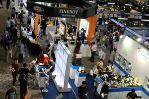 Agenda Announced for Inside 3D Printing Conference & Expo Seoul