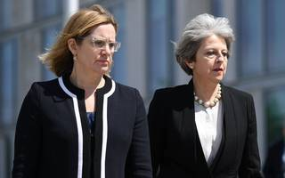 amber rudd under pressure to resign over removal targets
