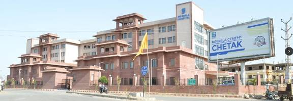 m p birla hospital & research centre, chittorgarh dedicated to the people of rajasthan