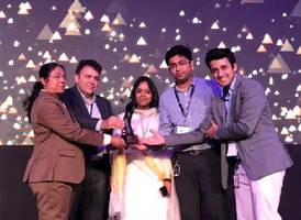 """moglix emerges as winner in """"sourcing excellence"""" category at the 11th edition of sap ace awards 2018"""