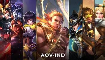 tencent games ''arena of valor', an epic new 5v5 moba, now available on google play and apple app store