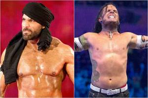 wwe 'greatest royal rumble': watch this atrocious jeff hardy-jinder mahal fail (video)