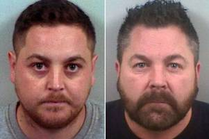 the uncle and cousin of hither green burglar henry vincent have been jailed after conning a dartford man
