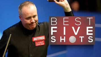 snooker world championship: john higgins storms past jack lisowski 13-1 to reach quarter-finals