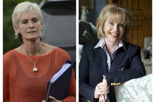 judy murray and ann gloag's high-profile feud about to get even more awkward as pair become neighbours