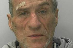 man who claimed ketamine was flour for hand-drying told off for 'huffing and puffing' in court