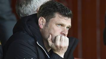 rangers: graeme murty stands down as manager