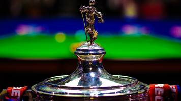 world snooker championship 2018: latest scores, complete results & highest break