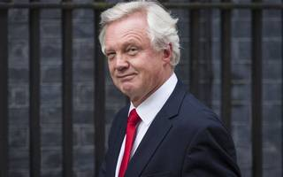 david davis faces lords after withdrawal bill upset