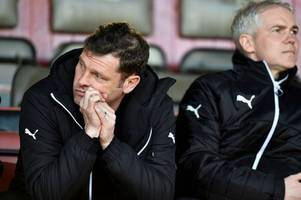 'blame the board' graeme murty reaction as rangers fans slam directors for hanging him out to dry
