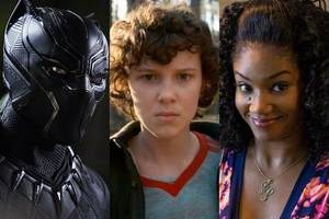 'black panther,' 'stranger things' lead 2018 mtv movie and tv awards nominations