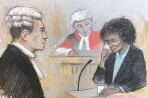 berlinah wallace made silent phone calls to ex's new girlfriend before alleged acid attack, court hears