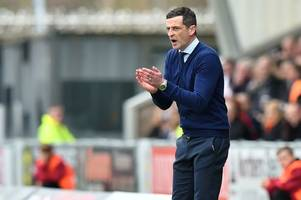 st mirren boss jack ross reveals ambitions for club's return to the top flight