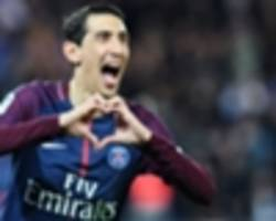 di maria hints at possible psg exit ahead of another big summer spend