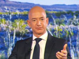 jeff bezos on breaking up and regulating amazon