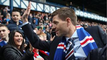 steven gerrard: ally mccoist welcomes rangers' choice of ex-liverpool captain