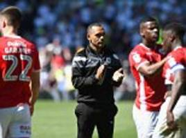 barnsley sack head coach joel morais after relegation from championship on final day