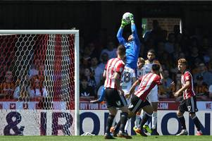 david marshall and fraizer campbell the stand outs as hull city draw at brentford - player ratings