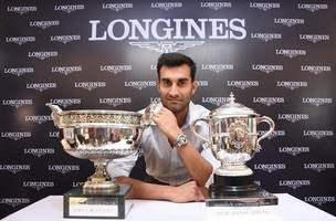 longines hosts roland garros trophy in india