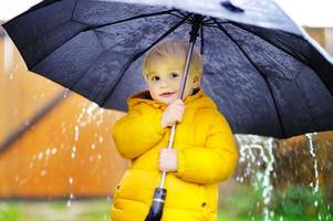 the heatwave is over and the met office is forecasting rain for the south west