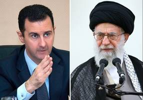 analysis: iran's missile threat and israel's message to russia and assad
