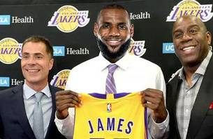 colin cowherd thinks we all win if lebron and paul george join lonzo and magic in l.a.