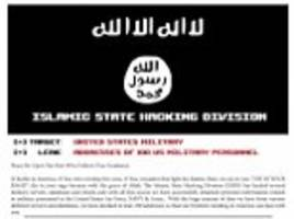 'isis cybercaliphate' that sent army wives threats was russian group behind us election hacking