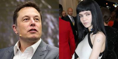 elon musk may be dating pop musician grimes, and the internet is losing it over photos of the alleged couple at the met gala