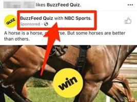 a guide to the confusing world of sponsored facebook posts, which make it hard to distinguish between ads and journalism