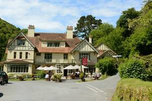 one of the westcountry's most famous pubs has been bought by the national trust