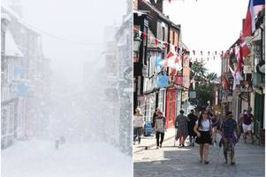 think it's too hot? only ten weeks ago lincolnshire was covered in snow!