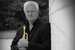 west end trumpeter mike lovatt who worked on harry potter films and with eric clapton to perform near burton