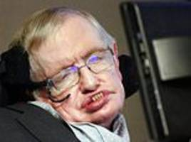 hawking's family offers lottery for westminster tickets
