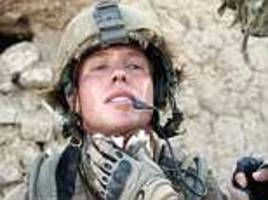 army sniper who fought taliban after being shot sells medal for £160k