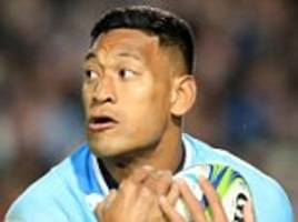 rugby australia braced for complex contract talks with israel folau