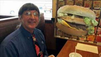 How Many Big Macs Have You Eaten? It's Perhaps Not Best to Beat This Guy's Incredible Record