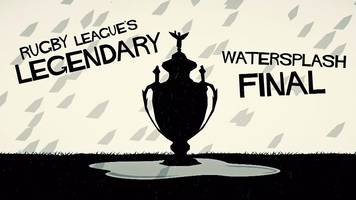 bbc sport looks back at the 1968 challenge cup final - the watersplash final