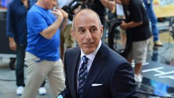 report: 'no evidence' nbc knew about matt lauer's alleged misconduct